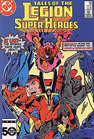 Legion of Super-Heroes (1980 series) #326 at Amazon's ...