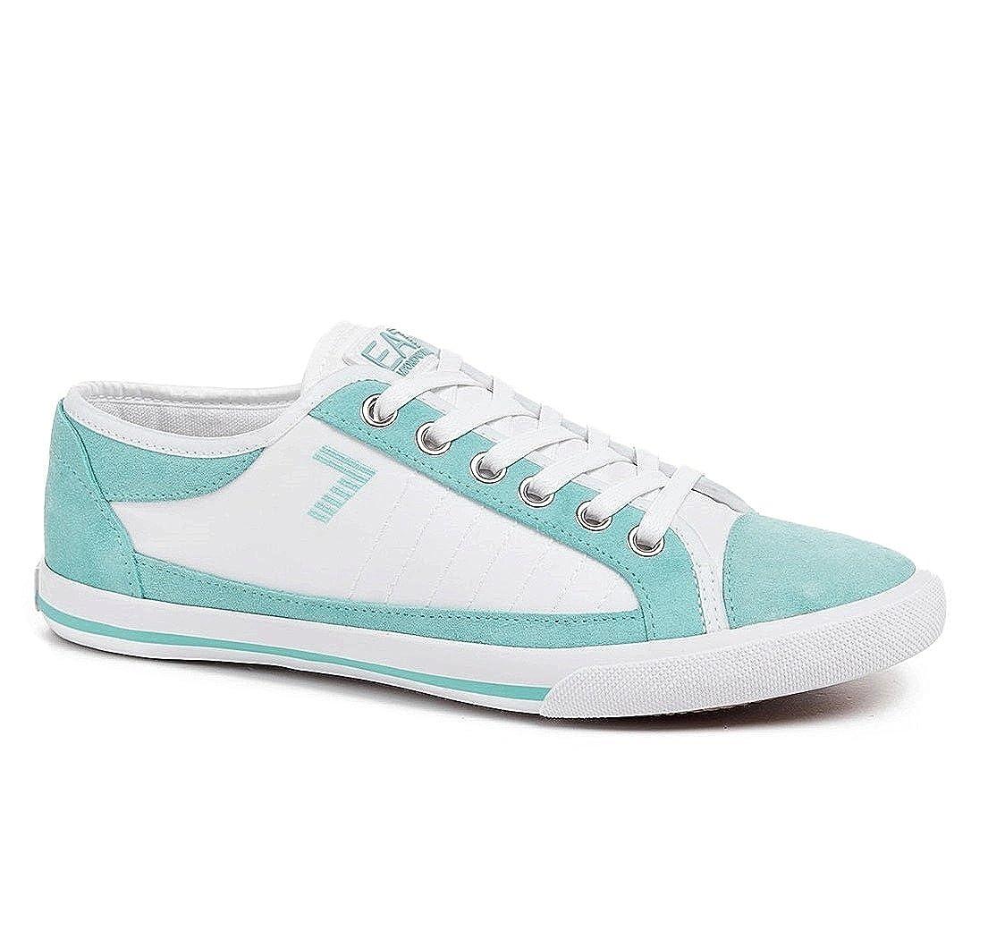 Emporio Armani EA7 5P299 New Joy W Damen damen Turnschuhe Schuhe schuhe Mintgrün