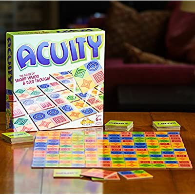 Fat Brain Toys Acuity: Toys & Games