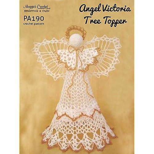 Crochet Angel Patterns Amazon