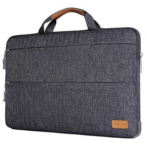 MOSISO Laptop Briefcase Bag Compatible 13-13.3 Inch MacBook