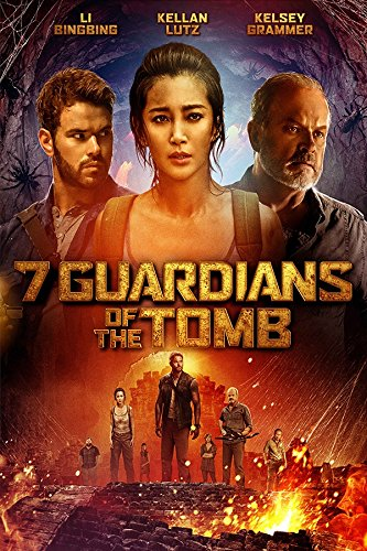 Amazon.com: 7 Guardians of the Tomb: Kimble Rendall, Shuo Deng ...