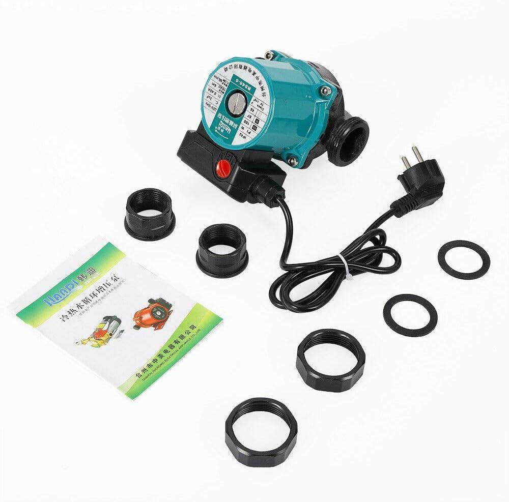 120mm Coureur humide Pompe de chauffage Efficace Pompe de circulation 25-60