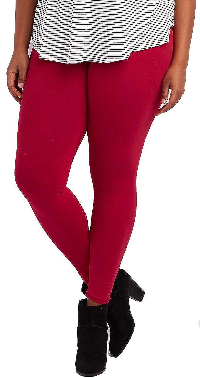 f1fc8ef41df54 LMB   Women's Plus Size Leggings   Yoga Waist Pants Tall & Curvy   Many  Colors at Amazon Women's Clothing store: