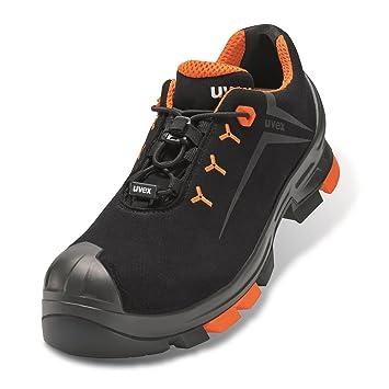 35-52 uvex Herren Damen Sicherheits-Schuhe Mikrovelours S3 Arbeits-Schutz Gr