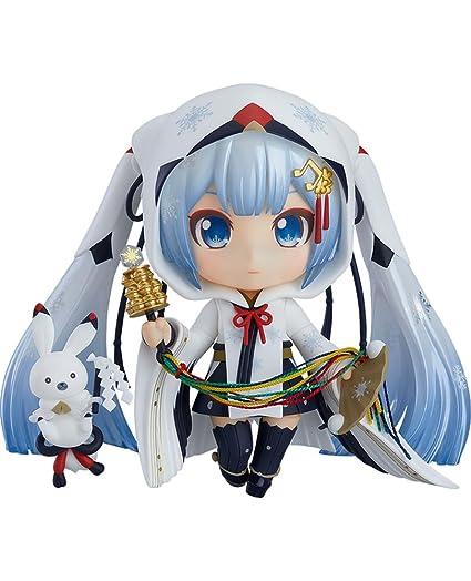 Good Smile Snow Miku (Crane Priestess Version) Nendoroid Action Figure