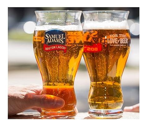 df3967598c824 Sam Adams Beer Glass