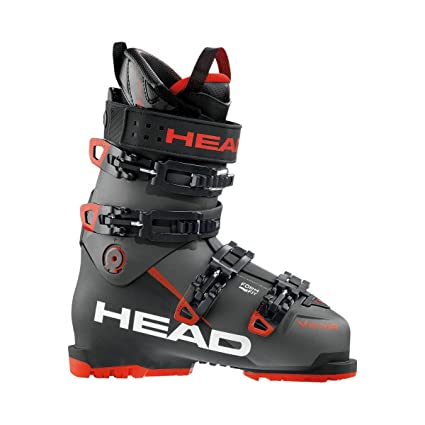 0433e54f1ca Image Unavailable. Image not available for. Color: HEAD 2018 Vector Evo 110  Anthracite/Black/Red 26.5 Mens Ski Boots