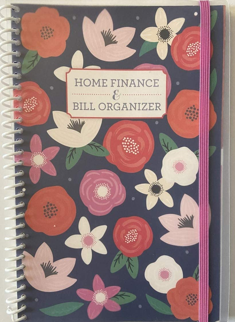 Home Finance & Bill Organizer