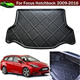 Ford Focus Hatchback 2009-2016 Car Boot Pad Cargo Mat Trunk Liner Tray Floor Mat