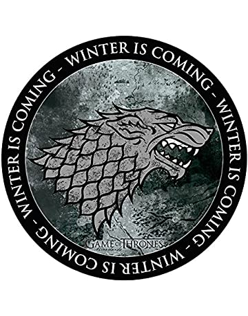 ABYstyle ABYACC153 - Alfombrilla de ratón, diseño Game of Thrones Stark