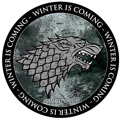 11 opinioni per Mousepad Trono di Spade- Stark- Licensing