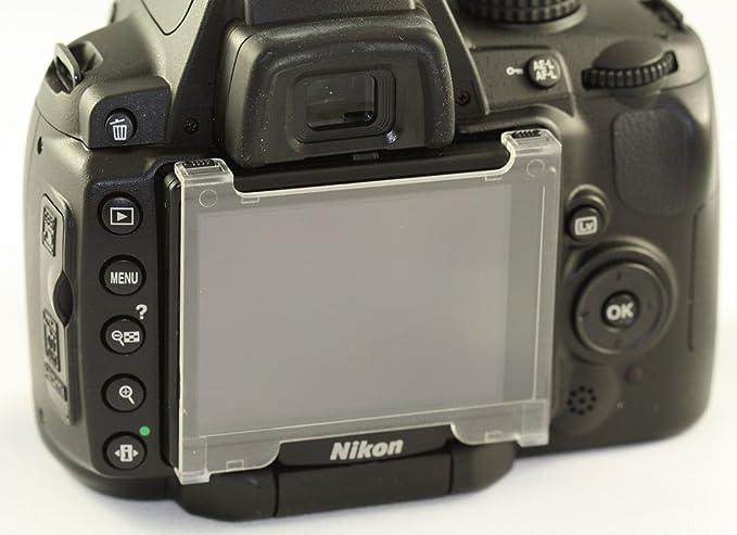 Duro Profesional LCD Protector de pantalla para Nikon D40/40 x ...
