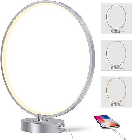Doraubia UV-Free Light Therapy Lamp