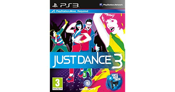 Just Dance 3 (PS3) [Importación inglesa]: Amazon.es: Videojuegos