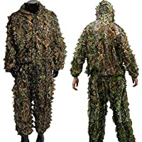 wuy New CS 3D Tactical Yowie Sniper Camouflage Clothing...