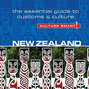 New Zealand - Culture Smart! Audiobook