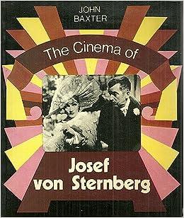 cinema of josef von sternberg international film guides