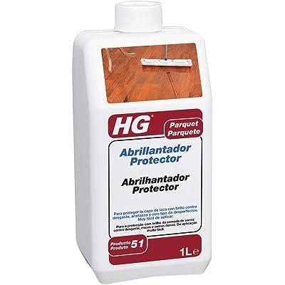 HG 200100130 - Abrillantador Protector para parquet (envase de 1 L)