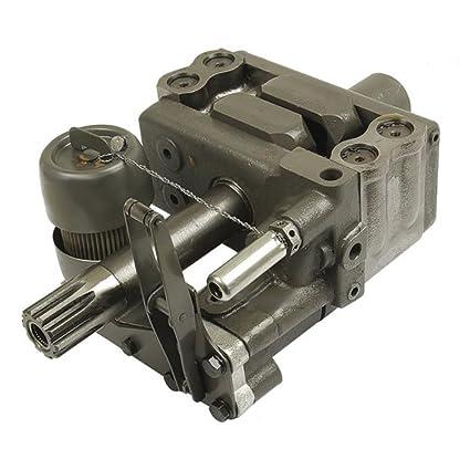 Amazon com: Hydraulic Pump - Forward Pushing Valve Massey