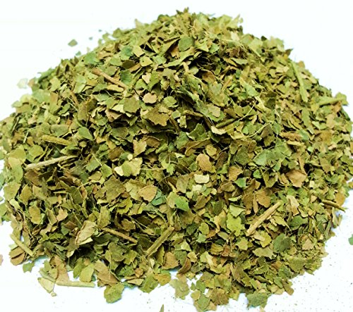 Yours Kitchen Premium Dried Kaffir Lime Leaves Flakes Super Dry and Extremely Aromatic, Use to Cook many Asia Dishes, From Soups and Salads to Curries and Stir-Fried Dishes (0.88 Ounce)