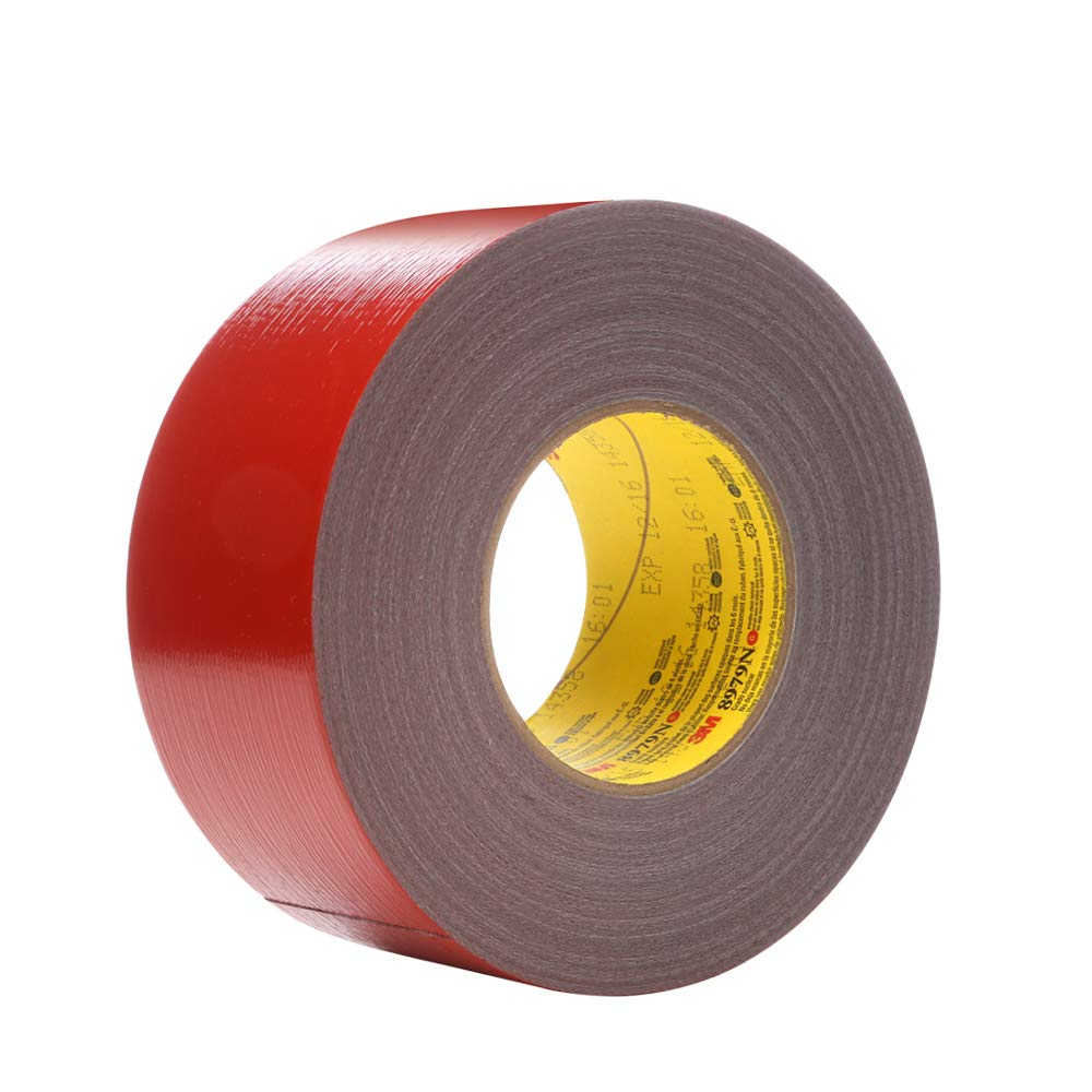 Image of 3M 8979N Performance Plus Duct Tape, Red, 72 mm x 54.8 m x 12.1 mil – Highly Specialized Duct Tape for Demanding Applications in Nuclear Power, Shipbuilding and Steel Fabrication, Case of 12 Home Improvements