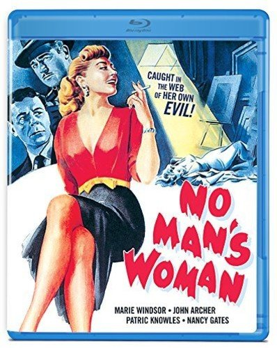 No Man's Woman [Blu-ray]