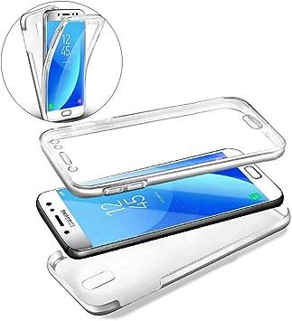 Funda Samsung Galaxy J7 2017 Carcasas Versión [Sin Puntos ...