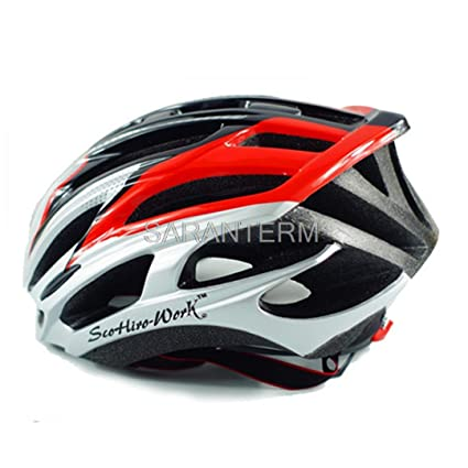 Amazon.com : helmett Mens Cycling Road Mountain Bike Capacete Da Bicicleta Bicycle Casco Mtb Cascos SW BLK L : Sports & Outdoors