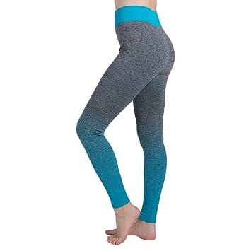 XYACM Pantalones de chándal for Mujer Legging Holgado Active ...