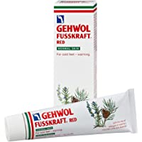 Foot cream for cold feet and poor circulation Gehwol Red Foot Cream 75ml