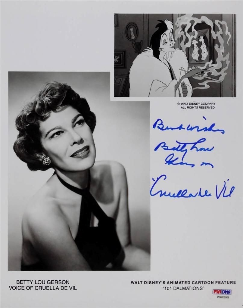 Discussion on this topic: Jane Randall, betty-lou-gerson/