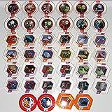 Disney Infinity 2.0 Marvel Power Discs Complete Set of 40