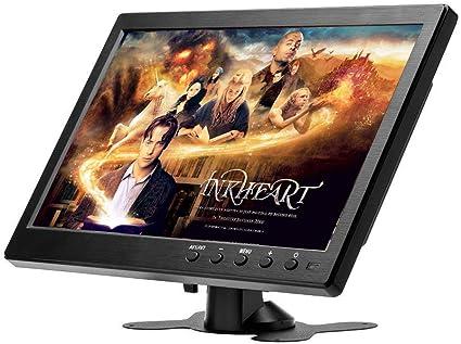 Podofo Monitor de coche Pantalla LCD TFT de 10.1 pulgadas ...
