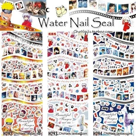 Pokemon cards lets go pikachu plush anime NAIL DECALS pokeball naruto tomy pokemon figure NAIL ART STICKER nail wrap eevee pokemon toy cartoon nail tattoo nail foil french tip nail kit KPOP BTS (1 pk)