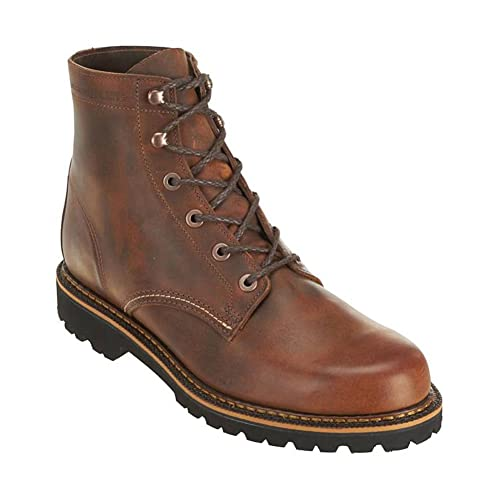 17d831371a5 Wolverine 1000 Mile Duvall Leather Boots, Brown, 9 D: Amazon.ca ...