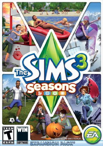 The Sims 3 Seasons [Online Game Code] -