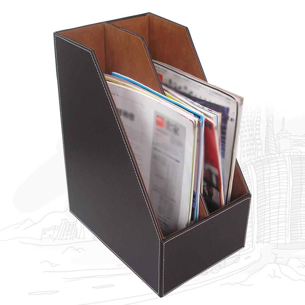 Amazon.com : File Magazine Holder Desktop Folder Rack ...