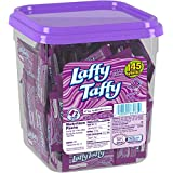 Wonka Laffy Taffy Jar, Grape, 145-Count