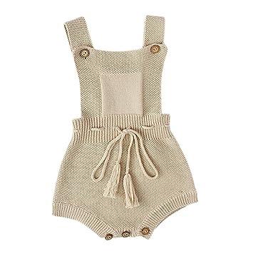 Amazon.com: NUWFOR Traje de ropa para recién nacido con ...