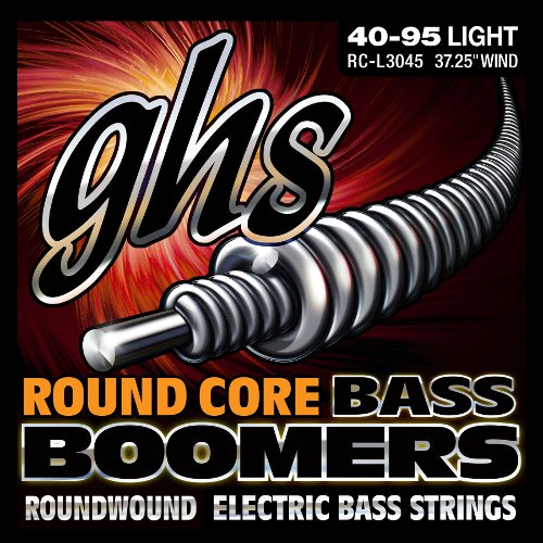 040 Nickel Round Wound Bass - 5