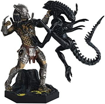 Hero Collector Alien & Predator Colección Oficial de Figuras Especial Alien vs Predator Requiem 14 cms: Amazon.es: Juguetes y juegos