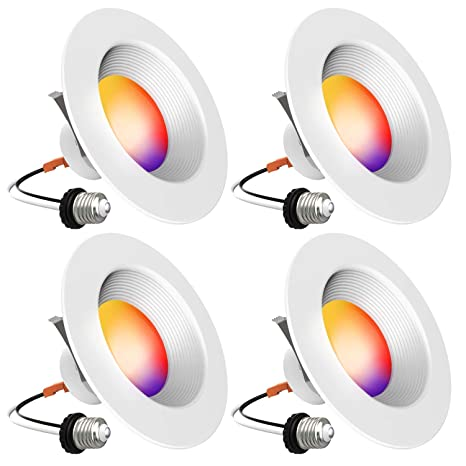 Lovely Recessed Color Changing Rgb Panel Lamp 3w Led Ceiling Down Light With Remote Control Home Family Day Decoration Sucking Lamp Ceiling Lights & Fans