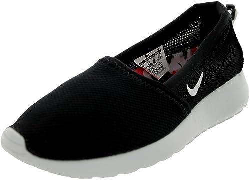 Nike Roshe Run Slip Black Womens