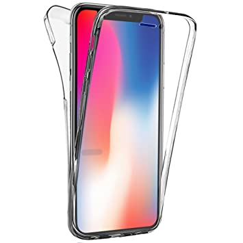 coque tactil iphone x