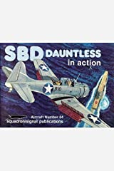 SBD Dauntless in Action - Aircraft No. 64 Paperback