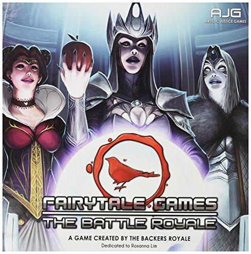 Battle Royale Fairy Tale Games ()