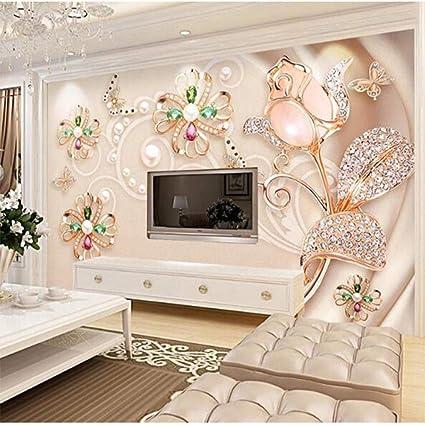 Amazon.com: TV Background Wall European Style Living Room ...