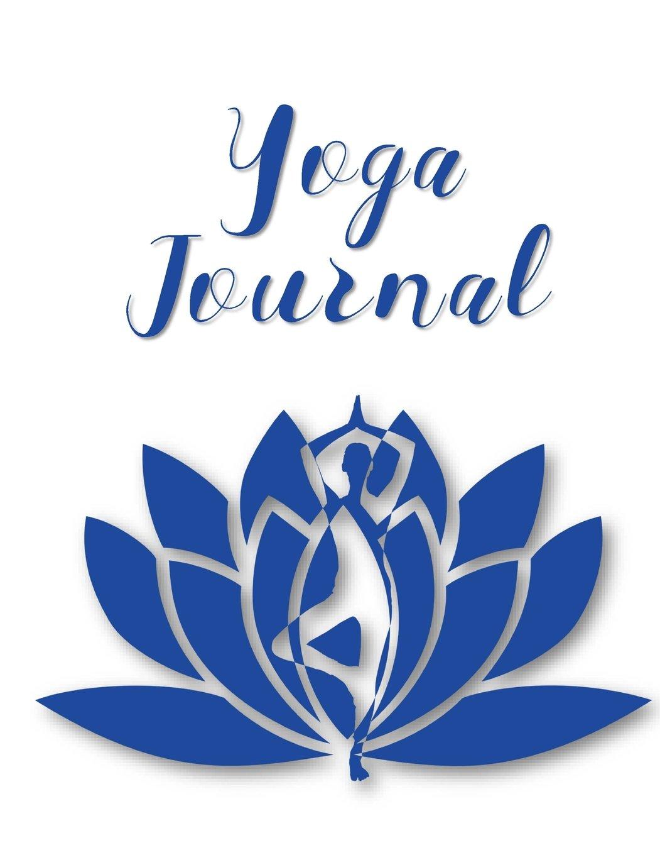 Yoga Journal: 4 Week Yoga Planner | Mindfulness Journal ...