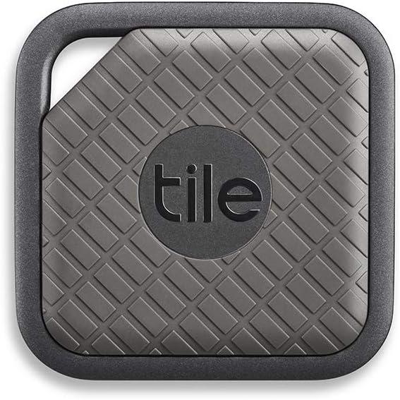 Tile Sport - Chercheur de clés. Chercheur de téléphones. Trouvez n'importe quoi (Graphite) - 1 unit